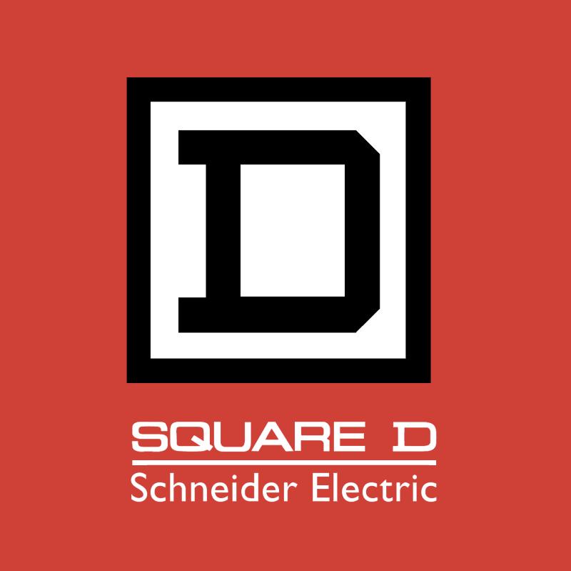 Square D vector logo