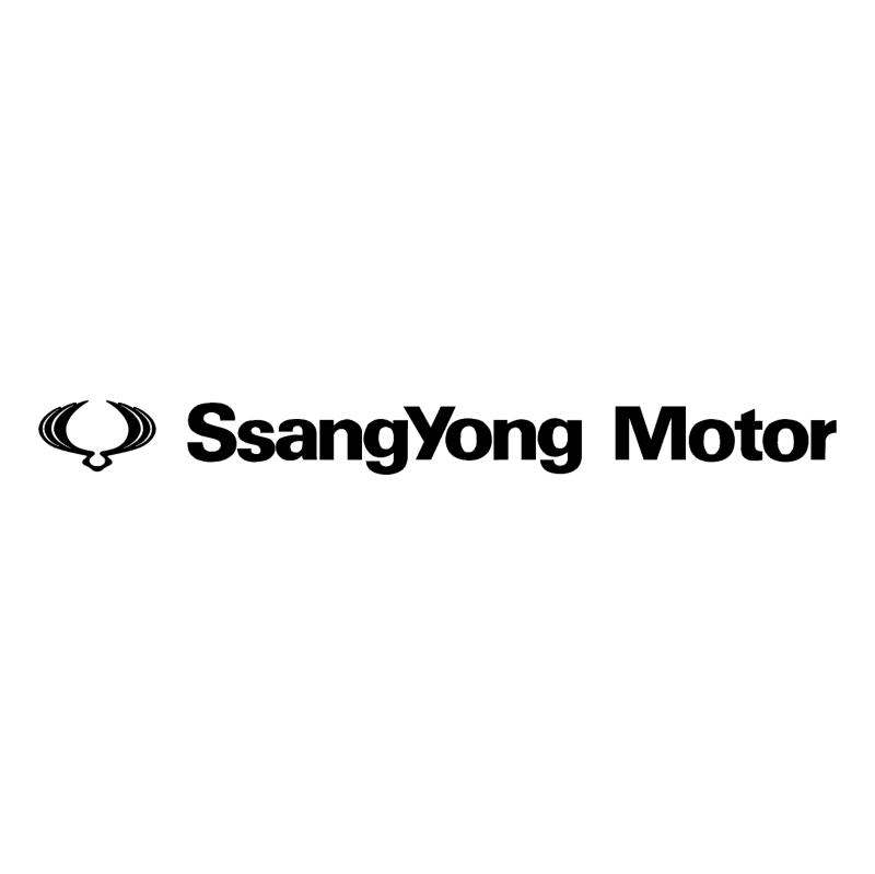 SsangYong Motor Company vector logo