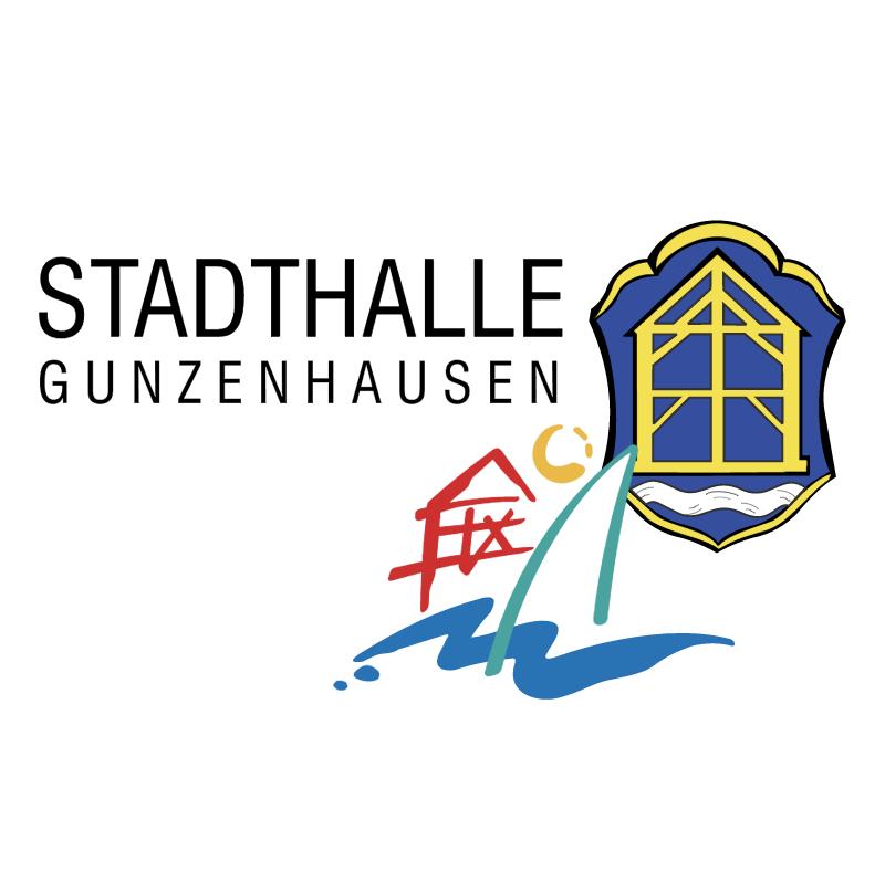 Stadthalle Gunzenhausen vector