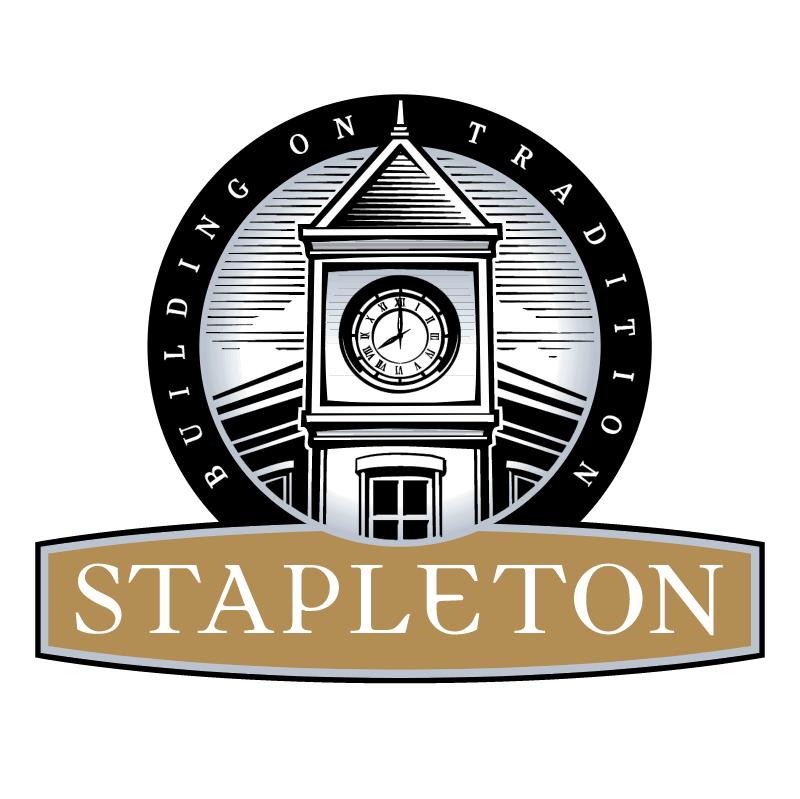 Stapleton vector logo