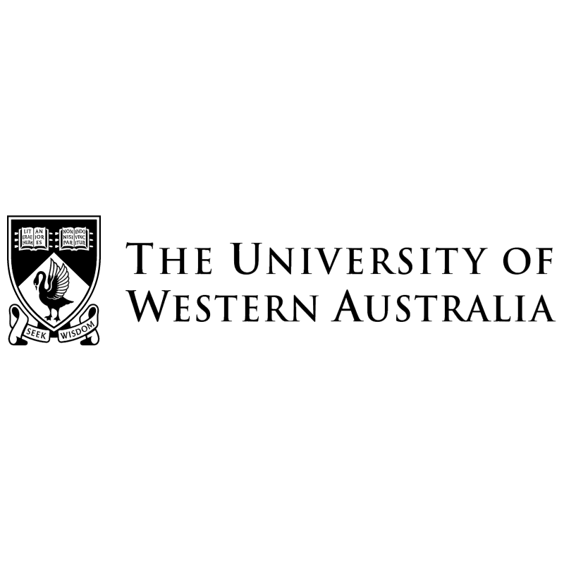 The University of Western Australia vector