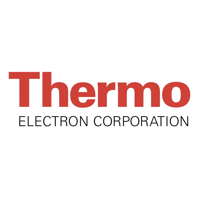 Thermo Electron Corporation vector logo