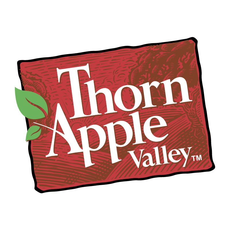 Thorn Apple Valley vector