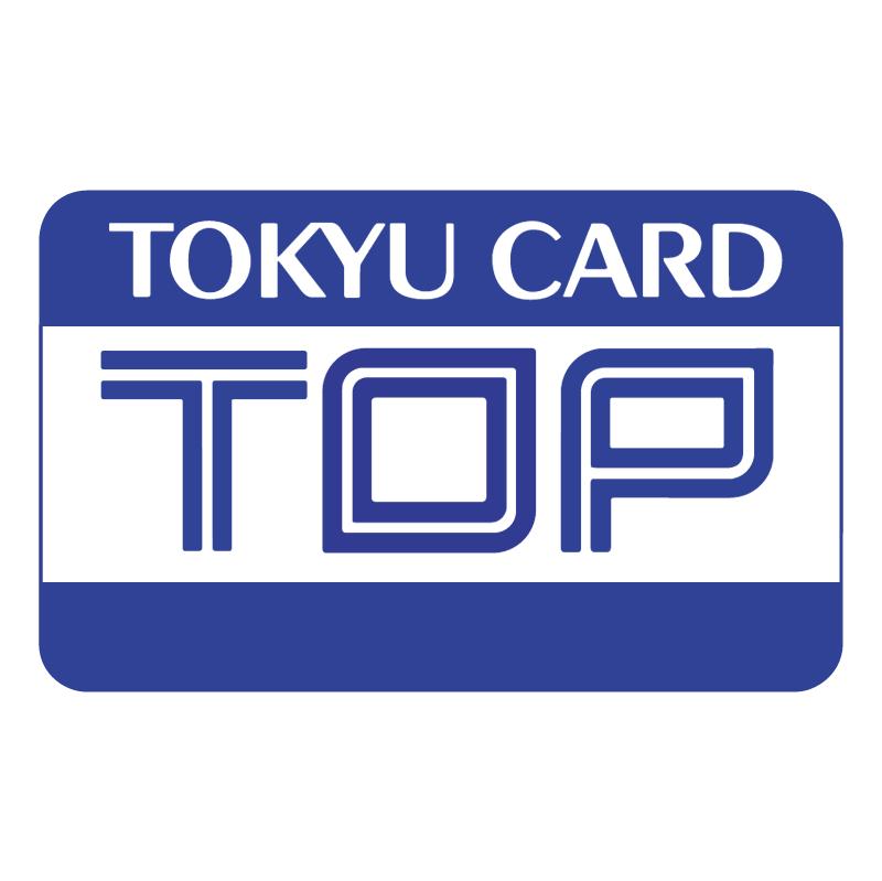 Tokyu Card vector