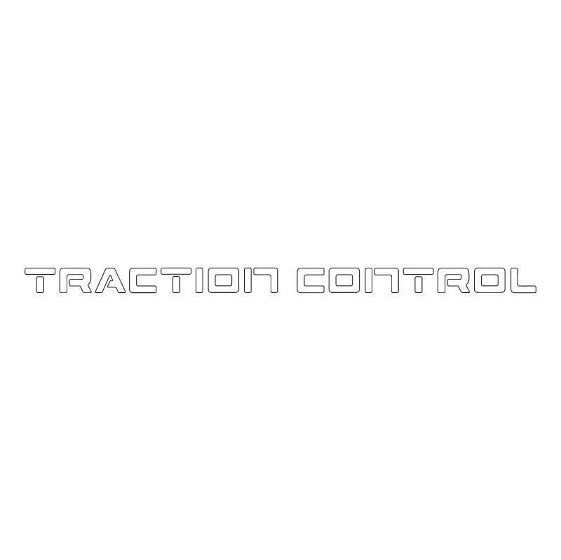 Traction Control vector logo