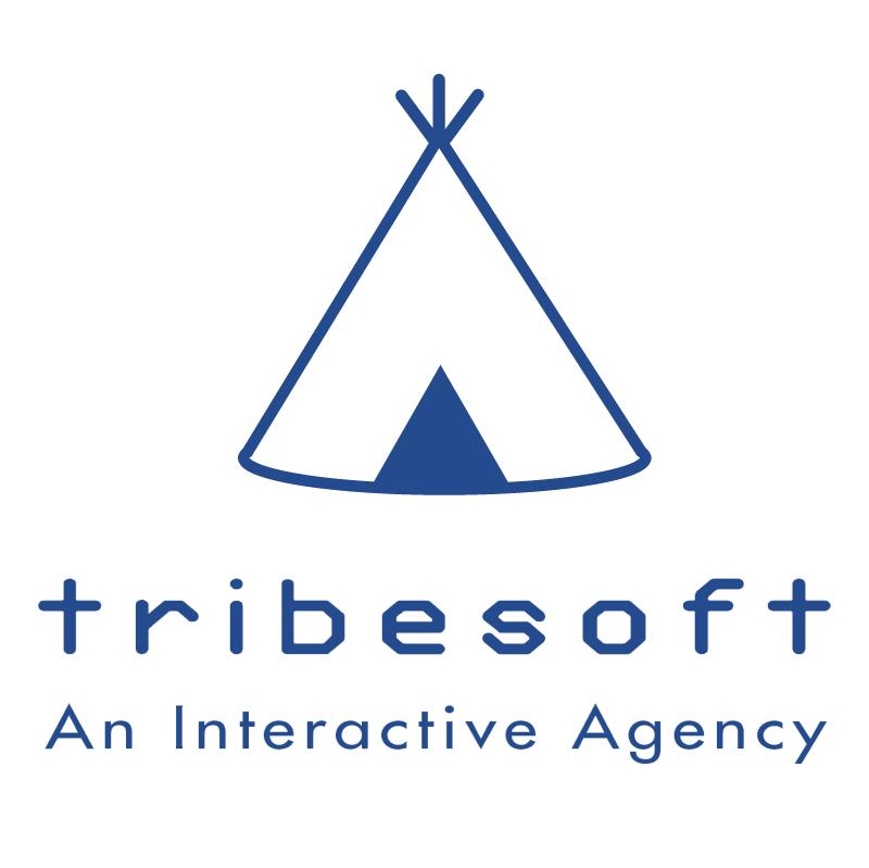 Tribesoft vector logo