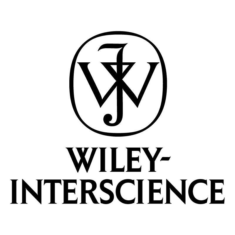 Wiley Interscience vector