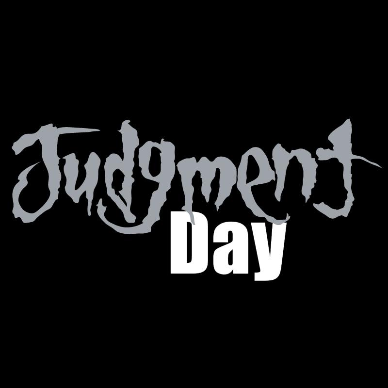 WWF Judgment Day vector logo