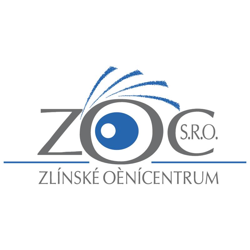 Zlinske Oenicentrum vector logo