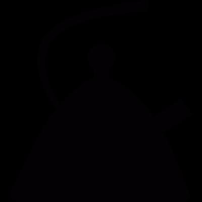 Tea Boiler vector logo