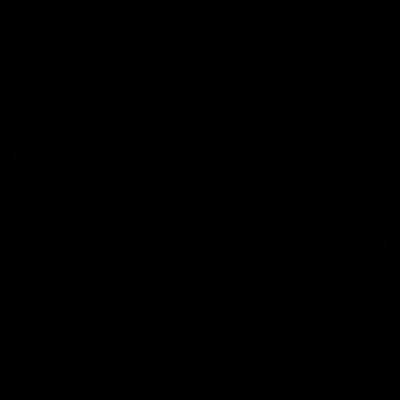 Repeat Arrows vector logo