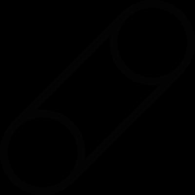 Old Pin vector logo
