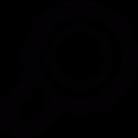 Zoom tool vector