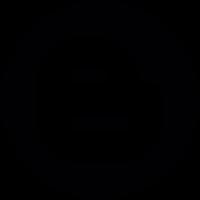 Blogger Botton vector