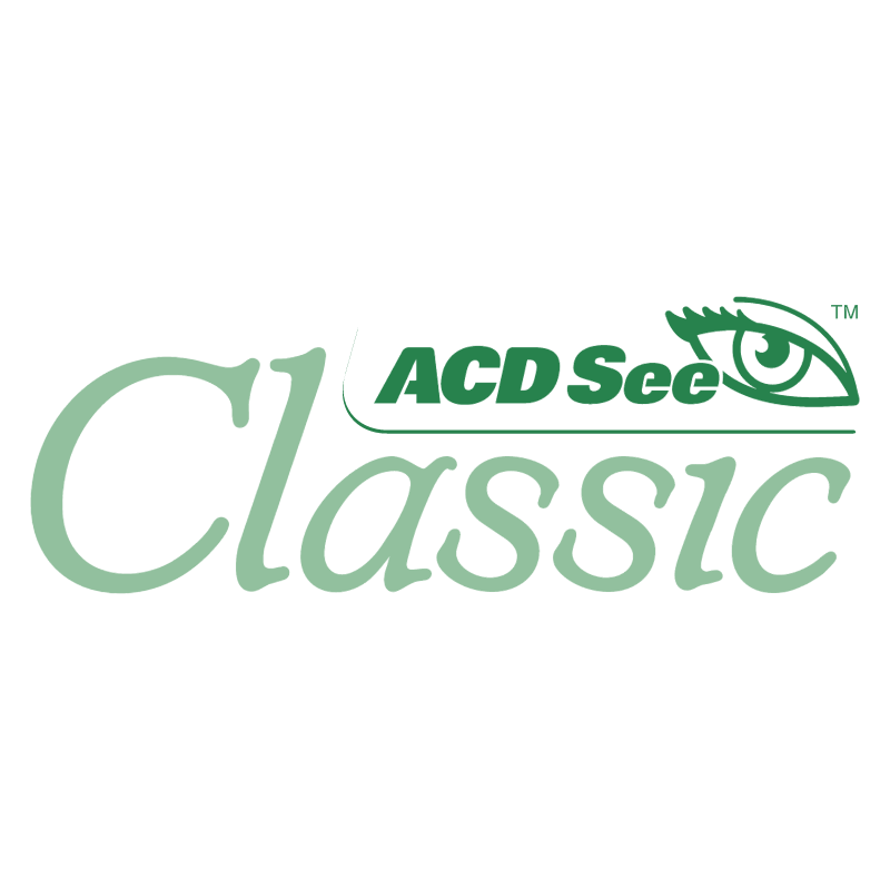 ACDSee Classic vector
