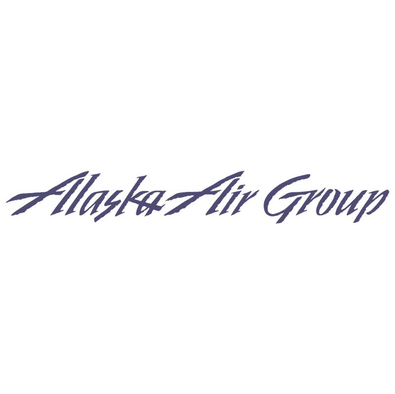 Alaska Air Group 18785 vector