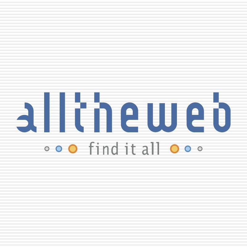 Alltheweb vector