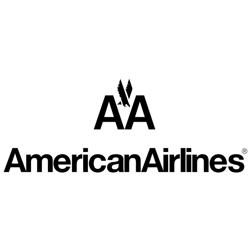 American Airlines vector