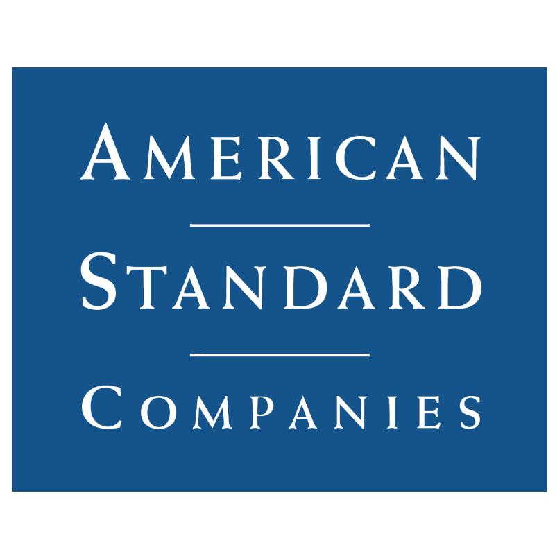 American Standard Companies 23043 vector