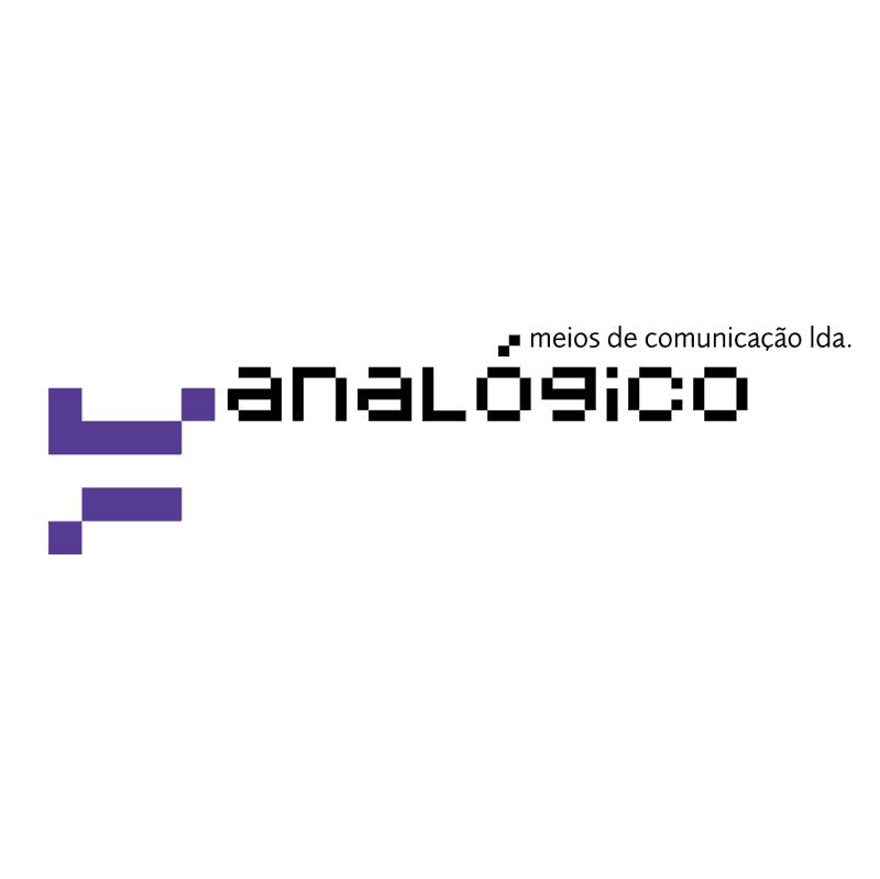 Analogico vector
