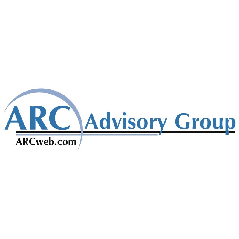 ARC Advisory Group 35833 vector