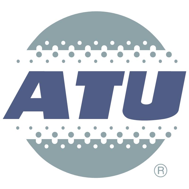 ATU vector logo