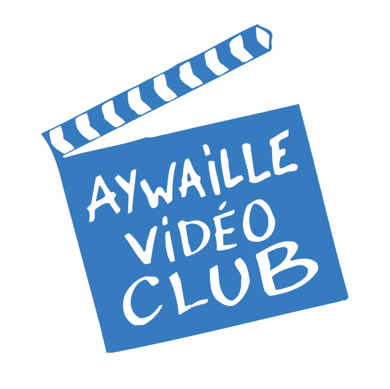 Aywaille Video Club vector