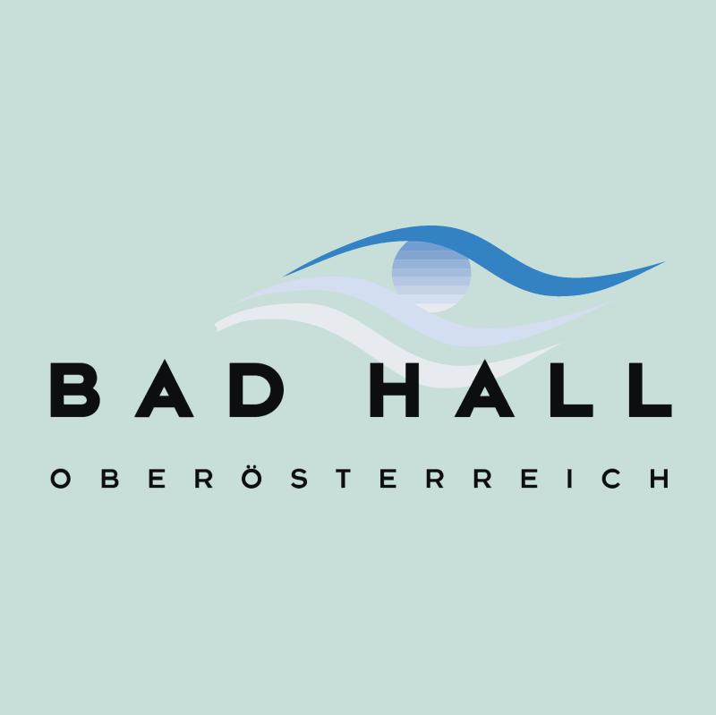 Bad Hall 40407 vector