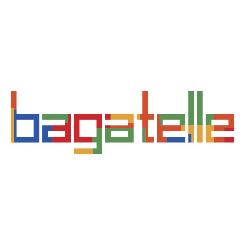 Bagatelle 78418 vector