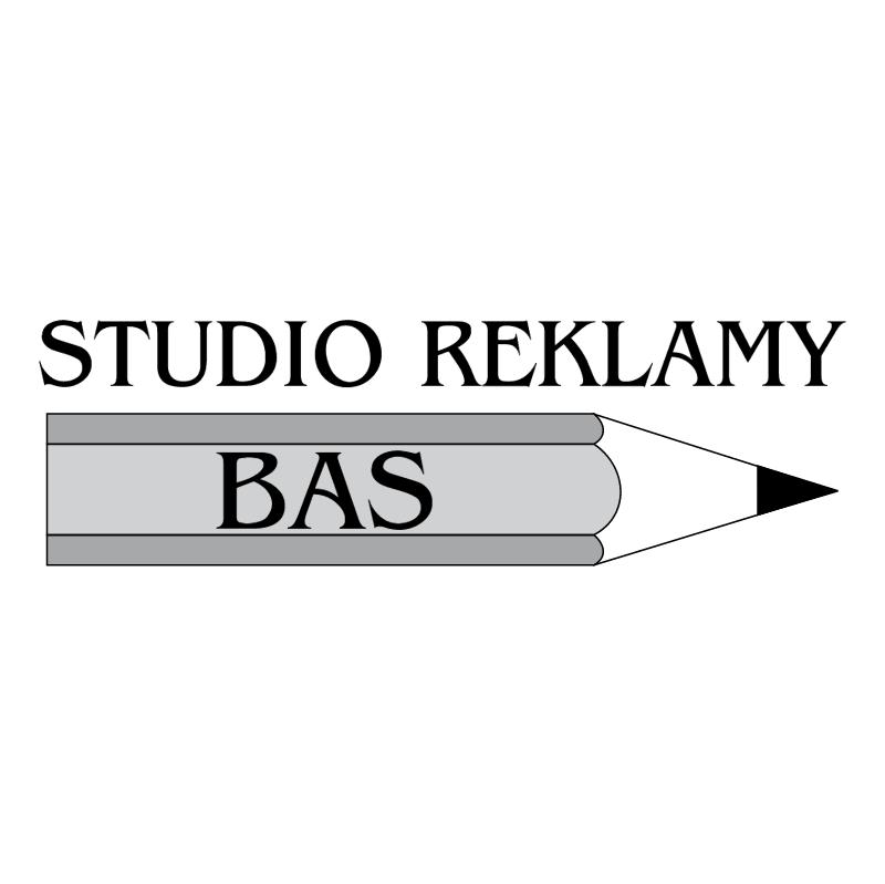 Bas Studio Reklamy vector