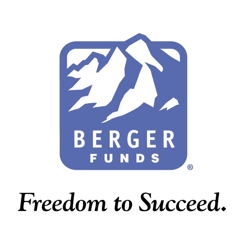 Berger Funds vector