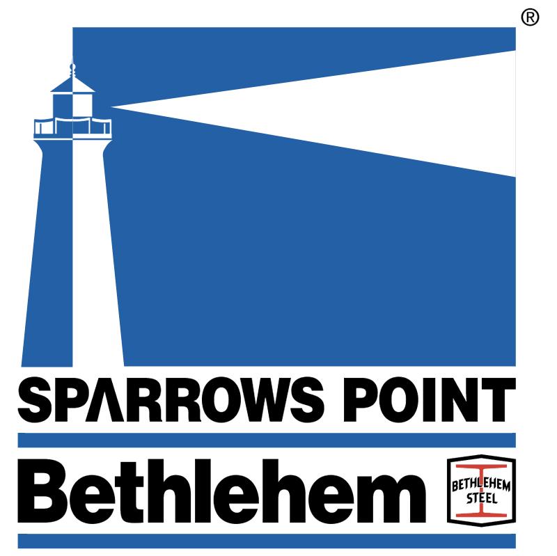 Bethlehem Sparrows Point 10884 vector