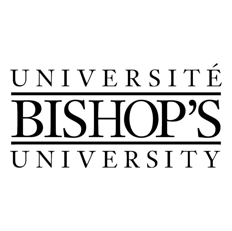 Bishop's University 59289 vector