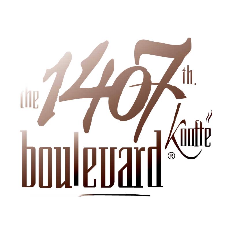 Boulevard 1407 vector