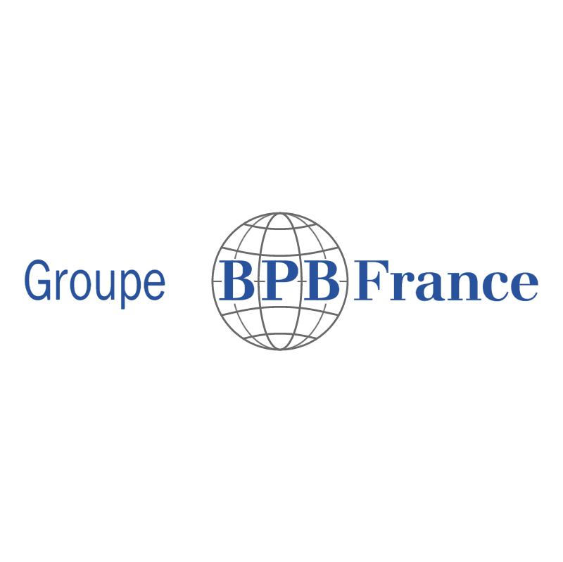 BPB France Groupe 66127 vector logo