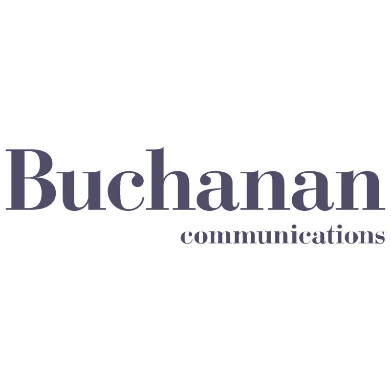 Buchanan Communications vector