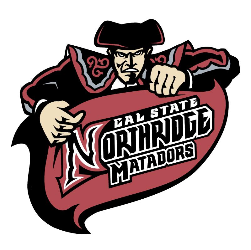 Cal State Northridge Matadors vector