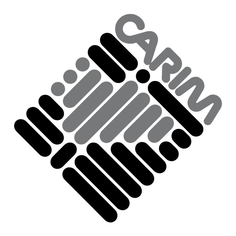 CARIM vector logo