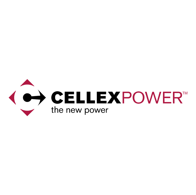 Cellex Power Products vector logo