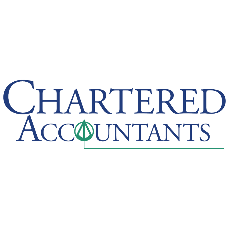 Chartered Accountants vector