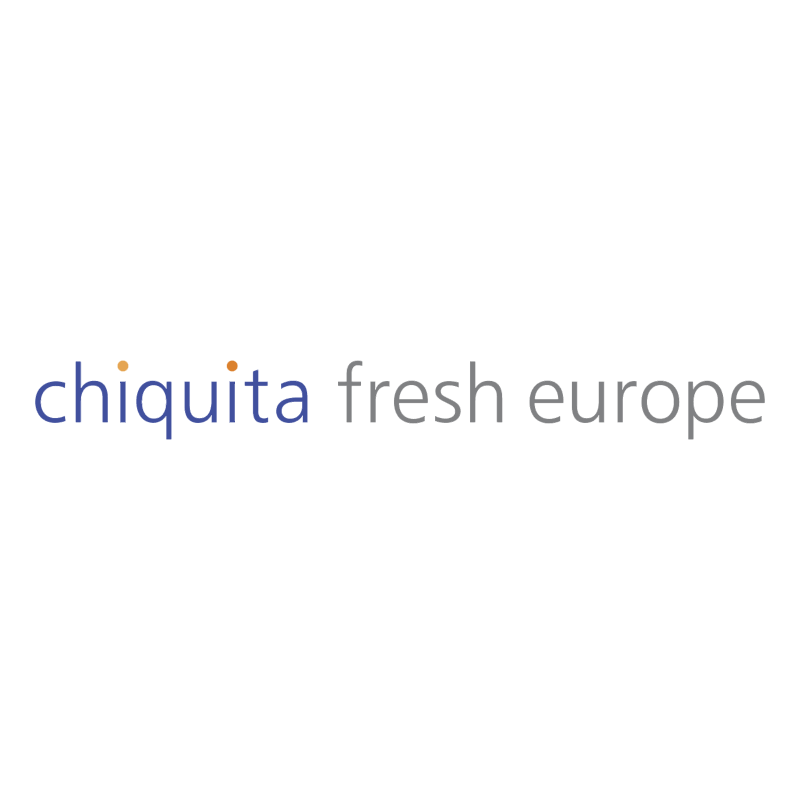Chiquita Fresh Europe vector