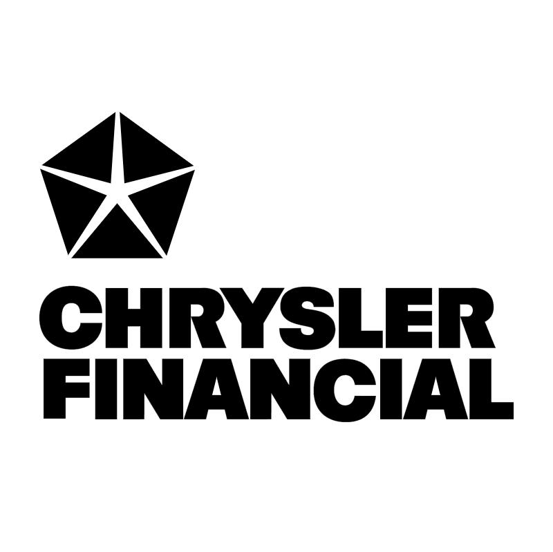 Chrysler Financial vector