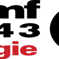 CKMF radio logo vector