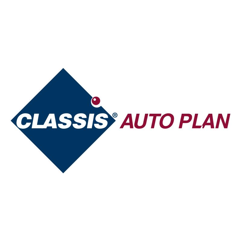 Classis Auto Plan vector