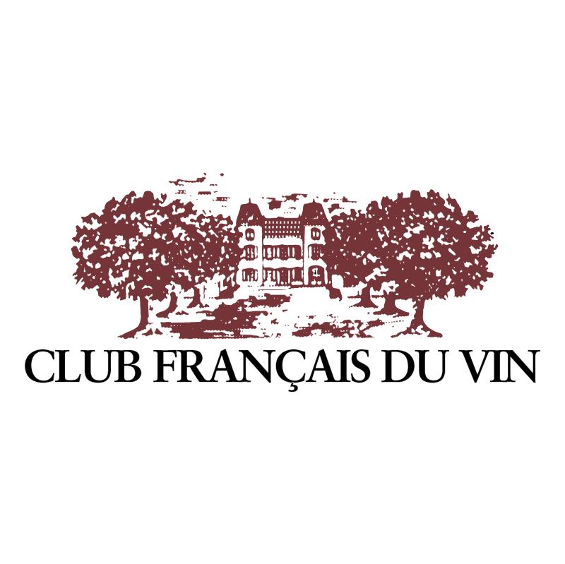 Club Francais Du Vin vector