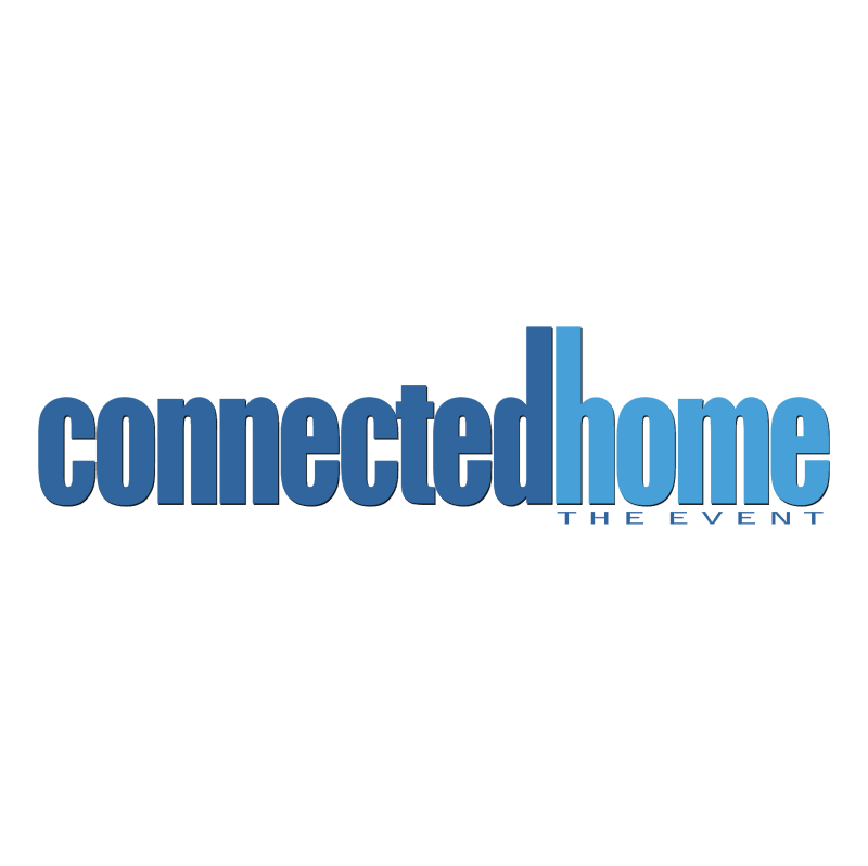 Connected Home Event vector