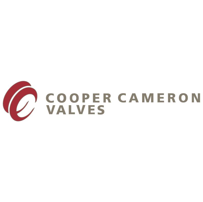 Cooper Cameron Valves vector