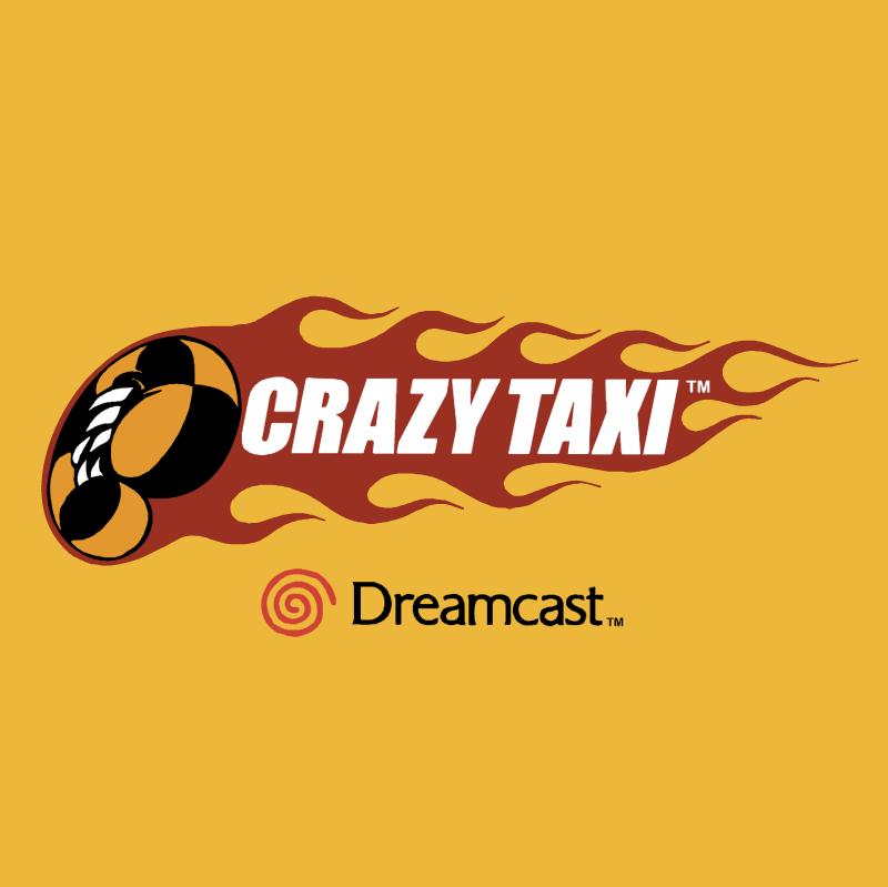 Crazy Taxi vector