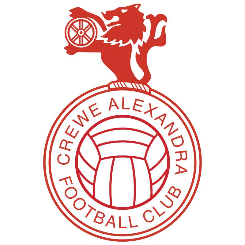 Crewe Alexandra FC vector