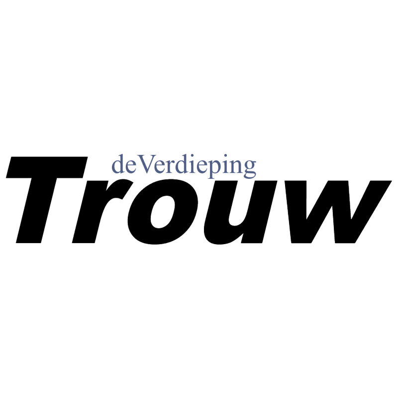 Dagblad Trouw vector